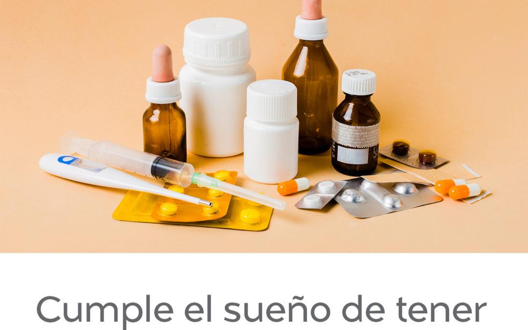 ¿Quién puede comprar una farmacia?