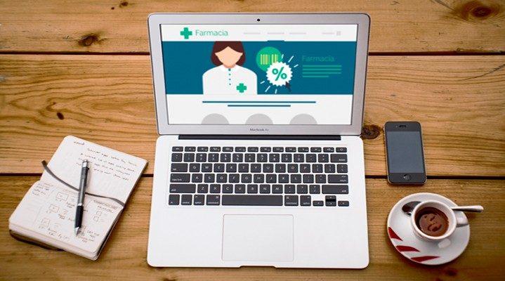 La venta Online en la Farmacia