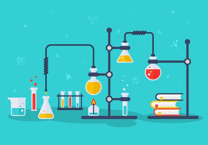 ¿Que material debo tener en el laboratorio de la farmacia?